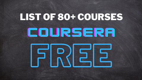 Coursera: List 80+ Free Courses – English Pronunciation, Career Development, Programming, Cloud,  AWS, Data Science & More