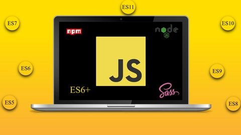 [32h 33m] Master JavaScript – The Most Compete JavaScript Course 2020