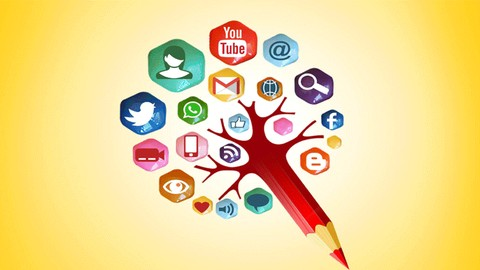 Social Media Marketing Course -The Step by Step Guide