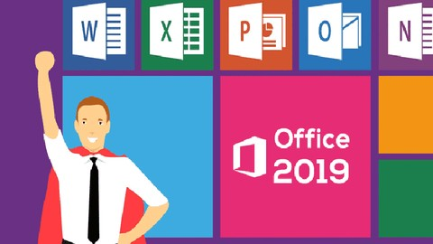 Ultimate Microsoft Office; Excel, Word (بالعربية ICDL كورس)