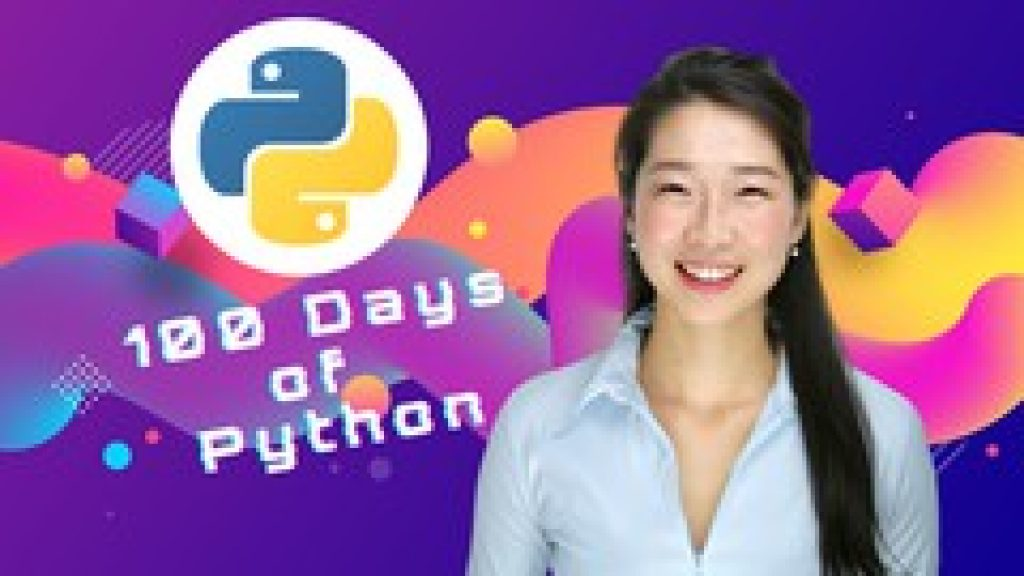 [60 Hours – Dr. Angela Yu] 100 Days of Code – The Complete Python Pro Bootcamp for 2021