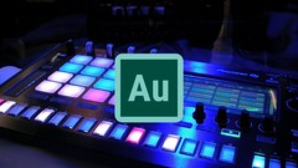 Adobe Audition cc : Sound design for Beginners