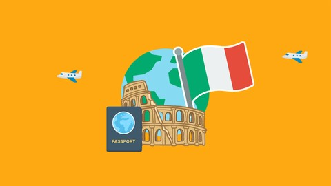 Italian Level 1: Master Speaking Italian (2 courses in 1)