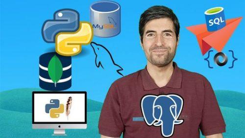 6 Programming Courses: Python Programming Beginners Pro, C#, Complete SQL in C#, VB.Net, SQL in VB.Net