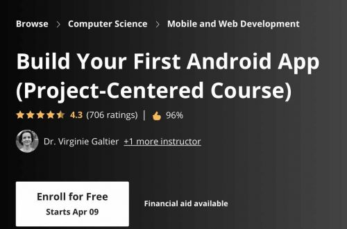 85 FREE Coursera Courses: Android App, Machine Learning, Industrial IoT, AWS Machine Learning, MATLAB, Cloud Computing & More