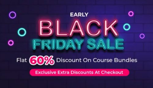 [Code: NOV50] Eduonix SiteWide Black Friday Sale: 1200+ Courses Pyhon, JavaScript, Ethical Hacking, Cloud, Linux, AI, ML, Data Science and More