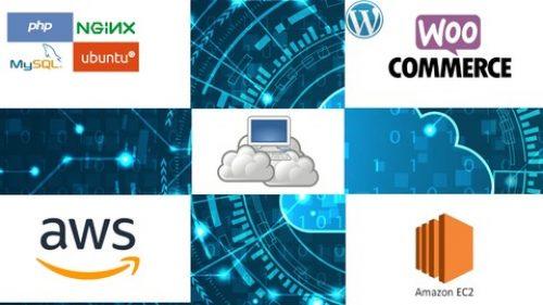Amazon AWS EC2 + LEMP + WooCommerce (Beginner-Advanced)