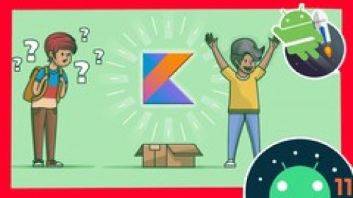 Android App Development Bootcamp with Kotlin – Masterclass !