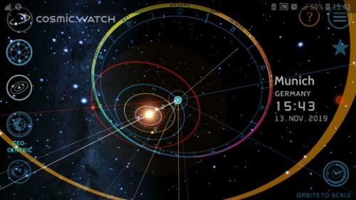 Astronomie mit Handy Apps superleicht!