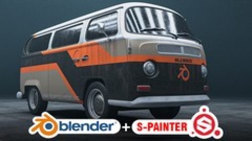 BLENDER : Realistic Vehicle Creation From Start To Finish
