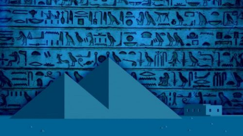 BLUE: a symposium exploring aspects of life in ancient Egypt