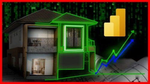 Control de Avance de proyectos de construcción con Power BI