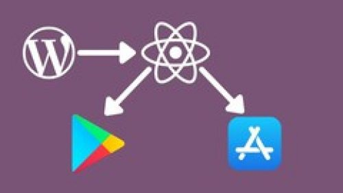 Convert your WordPress Website into a react native app