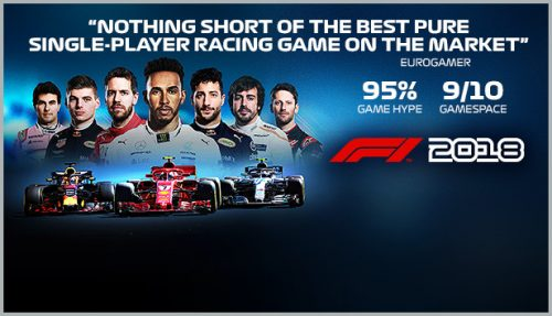 100 Discount Free Pc Game F1 2018 Humble Bundle