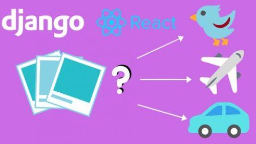 Image Classifier with Django and React