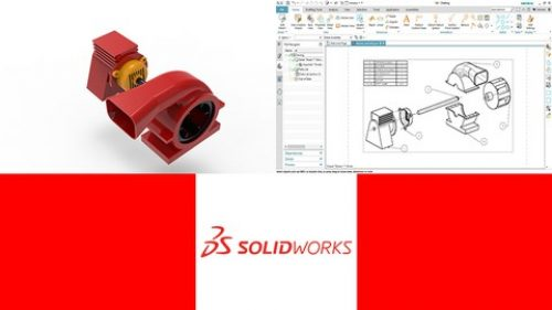 [100% off] Learning SOLIDWORKS : For Students, Engineers, and Designers