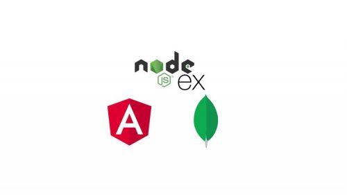 Node, Express JS, Angular 12 & Mongo DB web app development