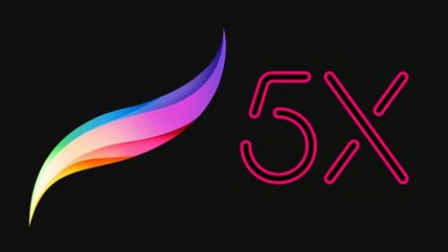 Procreate 5X – All New Features (on the iPad)