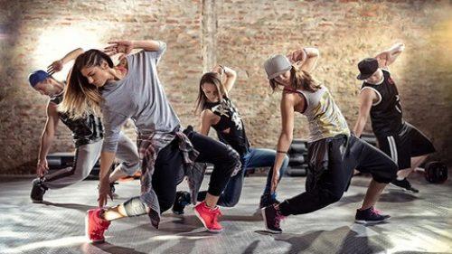 Sıfırdan Shuffle,HipHop,Popping,DanceHall ve House Dansı
