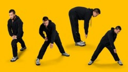 Stretching For The Inflexible – Beginner Stretching