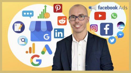 ULTIMATE SEO, SOCIAL MEDIA, & DIGITAL MARKETING COURSE 2021