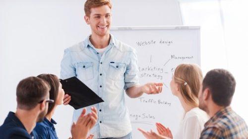 职场沟通的成功密码: 让您在会议上有效表达!