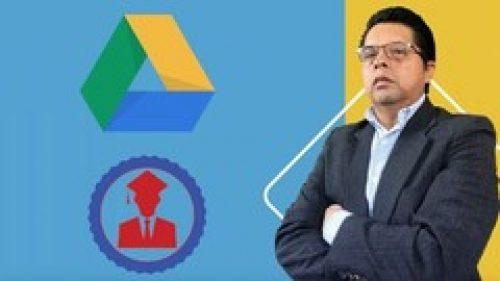 Uso Profesional de tus archivos en la Nube con Google Drive