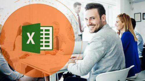 Von der ersten Excel Formel zum Excel Profi. Excel für Anfänger und Fortgeschrittene. Lerne endlich, Excel zu meistern! 4.59 (1395 reviews)